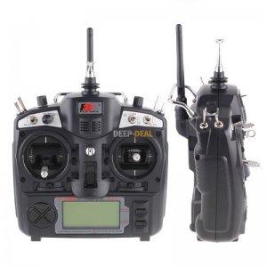 9CH FS-TH9X-B/TH9B TX Transmitter+R8B RX Receiver Radio Control 2.4Ghz