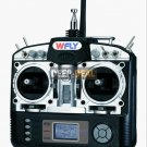 WFLY WFT08 8Channel 2.4GHz Radio Set WFR09S RC AIRPLANE