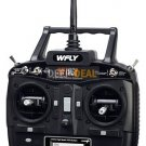 WFLY WFT06II 2.4GHz 6-Channel Radio System RC AIRPLANE