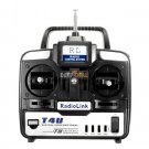 Radiolink T4U 2.4GHz 4-ch remote control for r/c model boats cars aircraft