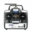 Radiolink 2.4G FHSS T4EU 4CH Radio Transimtter TX