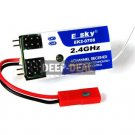 Esky 000878 2.4GHZ 4CHANNEL RECEIVER 4 IN 1 MIX CONTROL