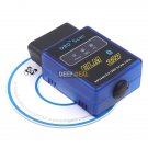 ELM327 OBDII OBD2 Mini Auto Diagnostic Scanner Bluetooth Tool