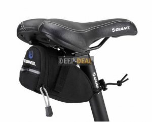 Cycling Bike Bicycle Seat Pack Seat Bag lamp belt