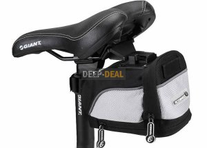 bike saddle bag reflective strip Quick Release