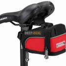 Seat Bag ,Quick-release ,expanding pannier style,Reflective strap