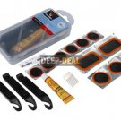 Bicycle Bike Tire Tyre Repair Kit Tools Patch Rubber