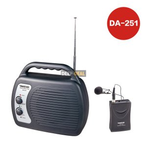 TAKSTAR DA-251 wireless voice amplifier / loud-speaker