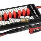 Para Board 1-for-6 Parallel Charger Adaptor RC Battery