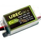 Corona CBC-5A UBEC Input:4.8V~20V Output:5V-6V/7A Max
