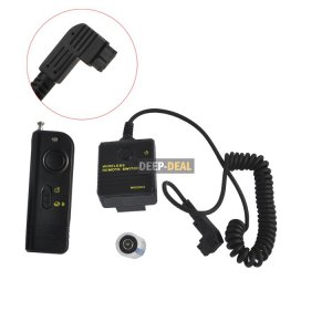 Wireless Shutter Release Remote for Sony Alpha a580 a700 a900