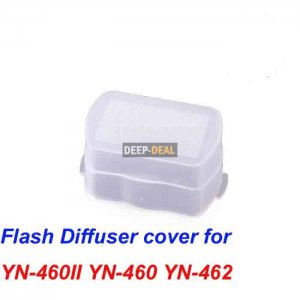 Flash Diffuser cover for Yongnuo Speedlite YN-460II YN-460 YN-462 SB800
