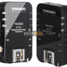 Yongnuo YN-622C Wireless TTL Flash Trigger for Canon 1100D 1000D 650D 600D 550D