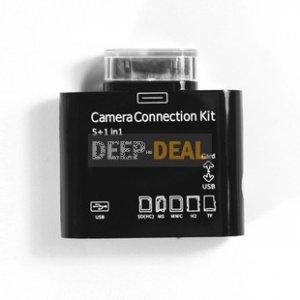SAMSUNG GALAXY TAB 10.1 P7500 P7510 USB & 5 in 1 Card Reader KIT