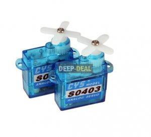 CYS 4.3G Mini Micro Servo for TREX 250 200 T-rex RC