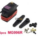 2X MG996R Metal Gear Digital Torque Servo MG996 boat