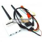 5.8G Video AV Audio Video Transmitter Receiver Sender FPV for OSD