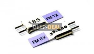 Esky FM 35.850MHz Receiver & Transmitter Crystals 35Mhz