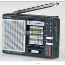 TECSUN R-9701 FM/MW/SW Dual Conversion World Band Radio