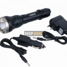 CREE ROMISEN RC-018 LED RECHARGEBLE FLASHLIGHT 800 LM