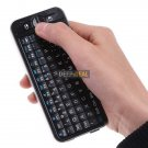 iPazzPort 2.4G Wireless Fly Air Mouse Keyboard Mini IR Remote Control