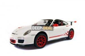 Porsche 911 GT3 RS Radio Remote Control Car RC 1:24 White