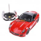 Red Rastar 1:24 Ferrari 599 GTO Car Model with Remote Control