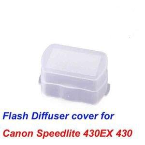 Flash Light Diffuser cover for Canon 430EX 430 EX