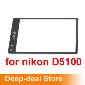 GGS LCD Screen Protector glass for Nikon D5100