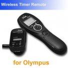 Wireless Timer Remote Shutter Release Olympus PEN E-P1 E-P2 E620 E550 E520 E510