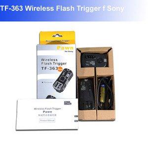 Pixel Pawn TF363 Wireless Flash Trigger f Sony flashgun trigger studio light