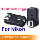 Pixel TF372 Wireless Flash Trigger Wireless Grouping Flash Trigger Control nikon