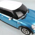 Rastar BMW MINI Coupe 1:24 scale Remote Radio Control RC Model Car Blue