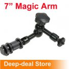 "7"" Inch Articulating Magic Arm f LCD Monitor LED light DSLR Rig Magic Arm"