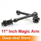 "11"" Inch Articulating Magic Arm f LCD Monitor LED light DSLR Rig Magic Arm"