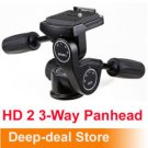 3-Way Quick Release Panhead Benro HD2