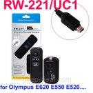 RW-221 UC Wireless Shutter Release Remote Olympus E-P1 E-P2 E620 E550 E520 E410