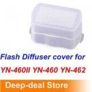 Flash Diffuser cover f Yongnuo Speedlite YN-465 YN460 YN462 Nikon YN467 SB800