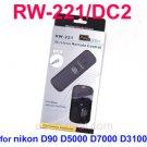 RW-221 DC2 Wireless Shutter Release Remote Control f Nikon D90 D5000 D7000 D3100