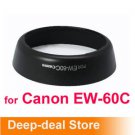 EW60C Lens Hood for CANON EF-S 18-55mm f/3.5-5.6 IS II ew-60c