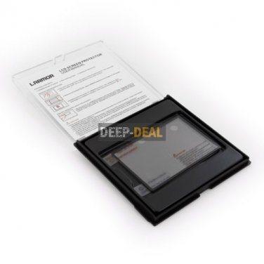 LARMOR Self-Adhesive Glass LCD Screen Protector for CANON 1D X Camera