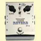 "Biyang RV-8 Stereo ""Reverb"" Guitar Effects Pedal"
