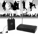 In Ear Stage Wireless Monitor System Public address on-stage monitoring wpm100