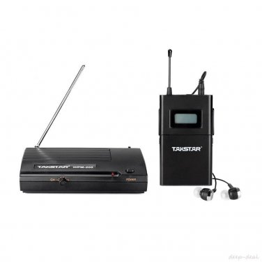 Takstar wpm-200 WPM-100 Wireless Monitor System In-Ear Stere