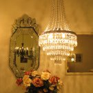 Empire Crystal Chandelier 4 Lights