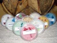 Organic Soy Candle Chunks