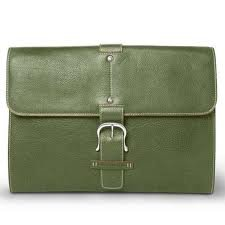 Leather iPad carriers