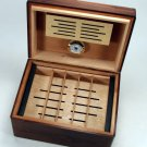 Brazilian rosewood cigar box (humidor)