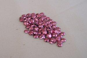 5mm HotFix Rhinestuds Med Pink 1gross(144pcs)