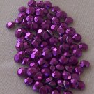 3mm Hot Fix Rhinestuds Amethyst 1gross(144pcs)